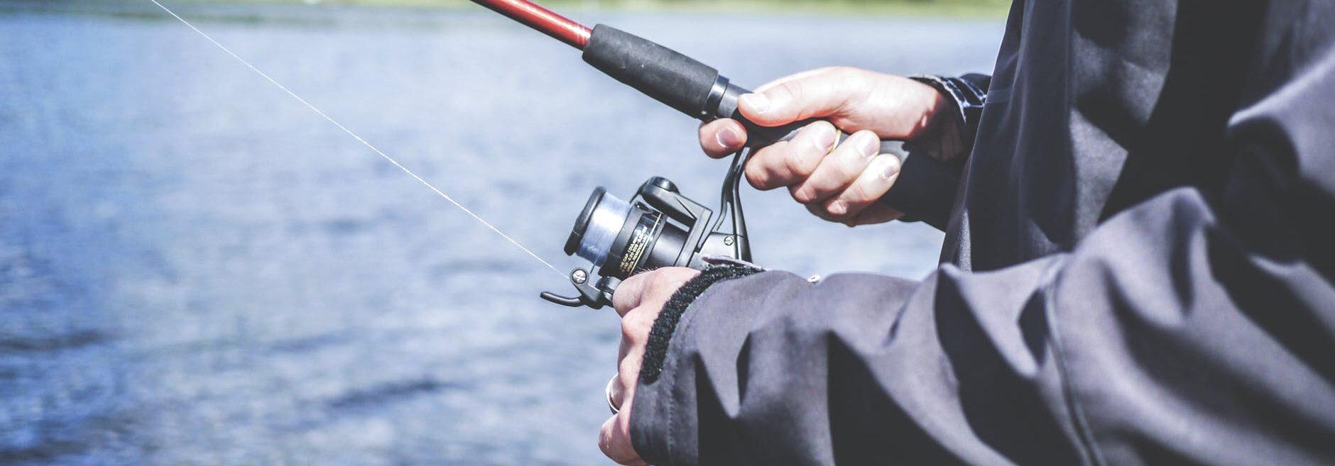 Assurez votre matériel de pêche…